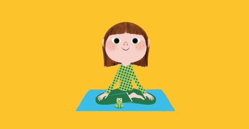 meditation-for-kids-yellow