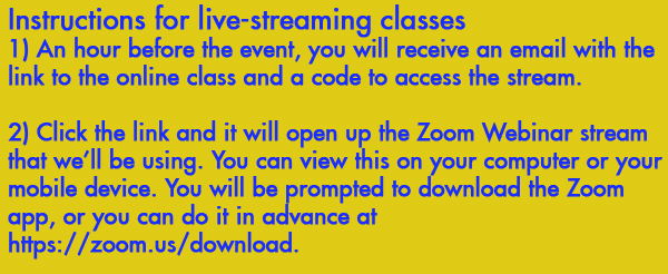 instructions for zoom picture